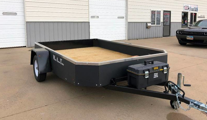 Easiest trailer to load and unload